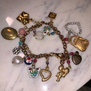 Jewelry - Charm Bracelet from Italy